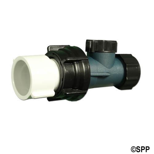 Hose Bib Assembly Waterway On Off Spa Drain 3 4 Garden Hose Item 400 2070