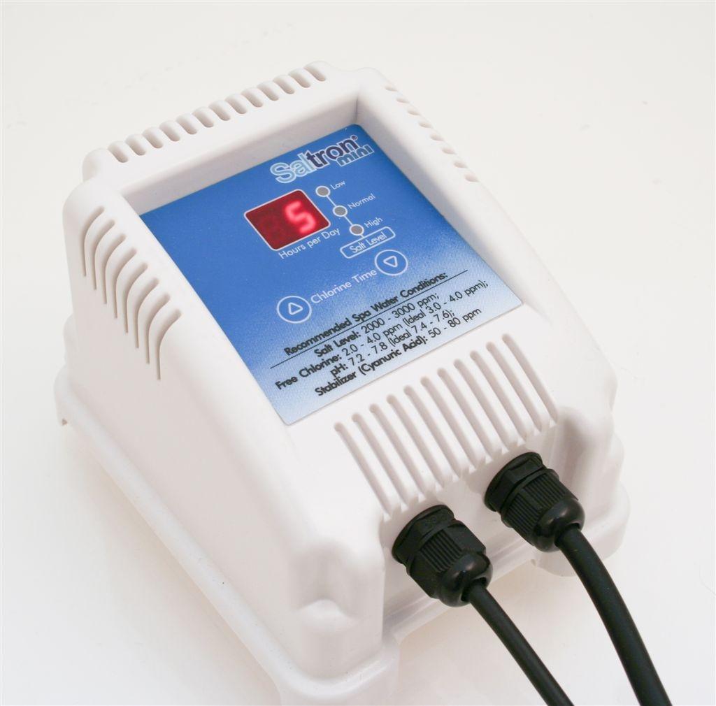 Hydropool Com Salt Generator Solaxx Saltron Mini Spa