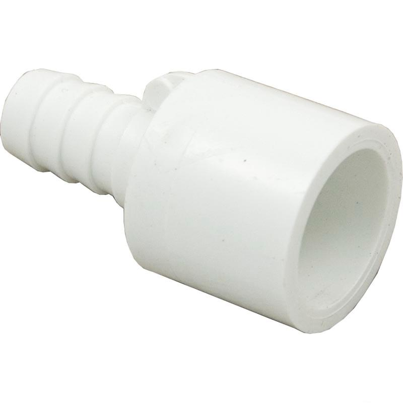 Hydropool Com Fittings Pvc Barbed Adapter Indust 3 8 Quot Rb