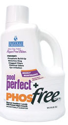 Natural Chemistry Pool Perfect + PHOSfree 3 L Item #05131
